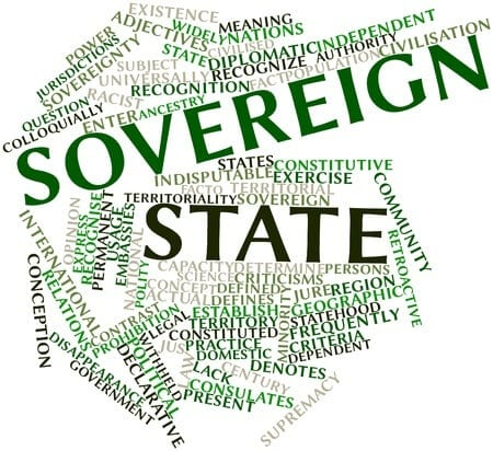 "What's ""Sovereign Immunity""?"
